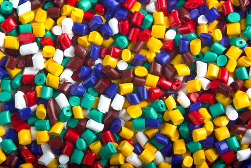Plastic masterbatch and additives