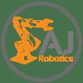 AJ Robotics logo - UK Plastics News