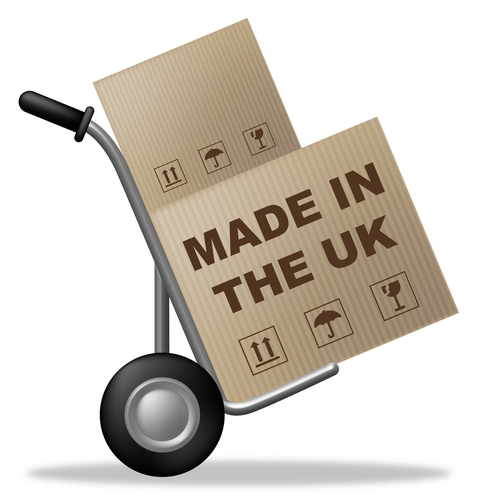 Made in the UK image