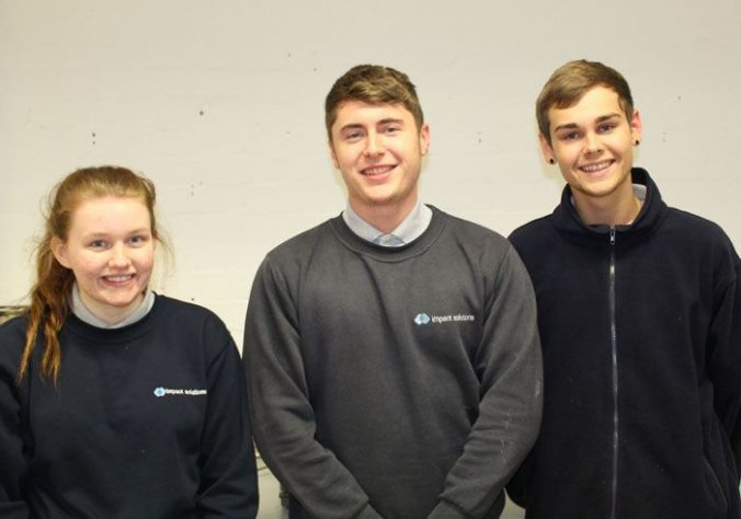 Impact solutions apprenticeships