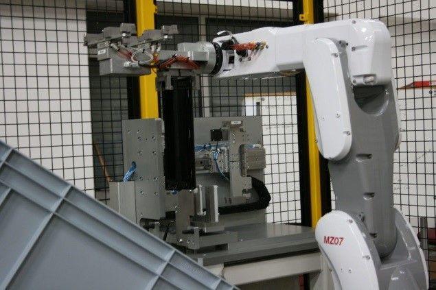 RNA Demoulding robot