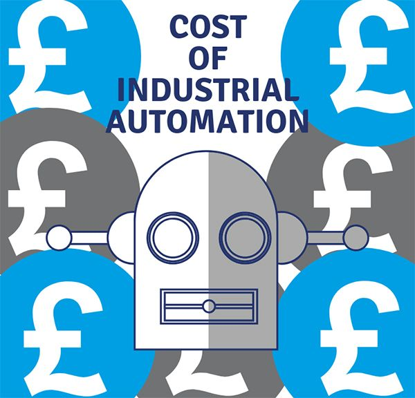 SP Technology - Cost of Industrial Automation