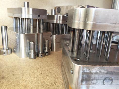 Aluminium tooling