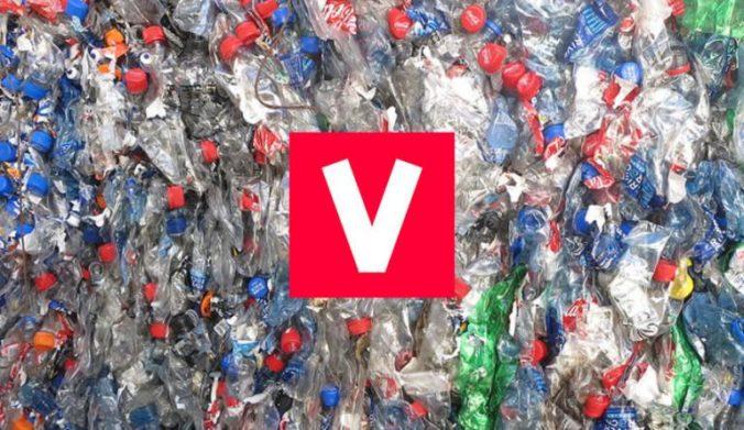 Vanden plastic bottles