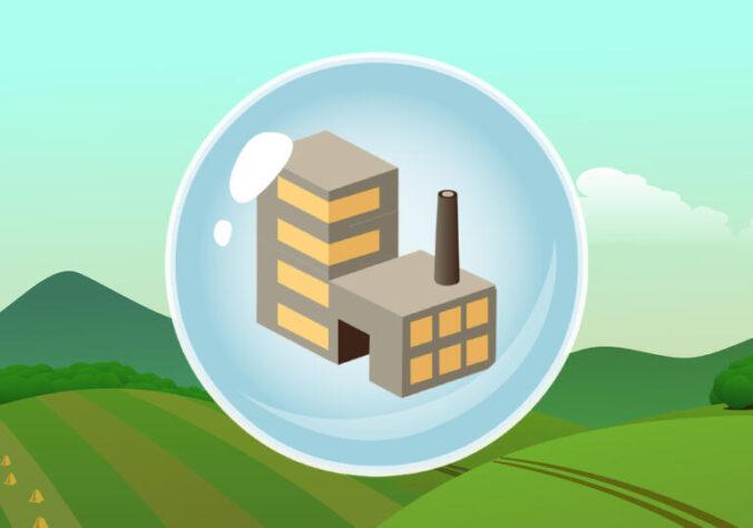 Industry Bubble