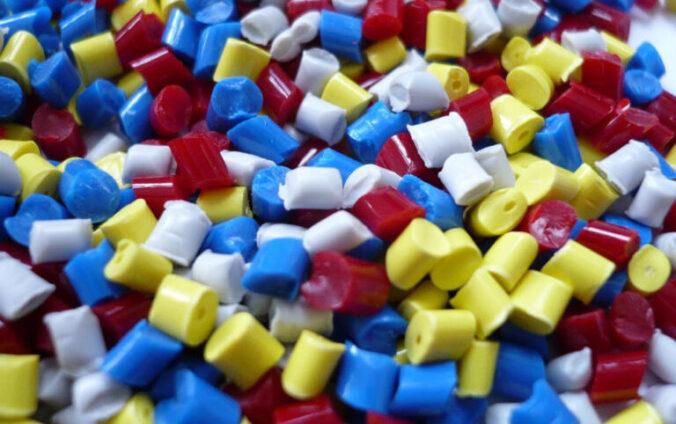 Plastic material