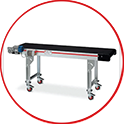 Plastic industry conveyors suppliers - Flat Bed Conveyors