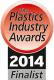 Plastics Industry Awards 2014 Finalist