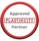 Approved PlastikCity partner icon