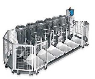 PL Machinery Carousel