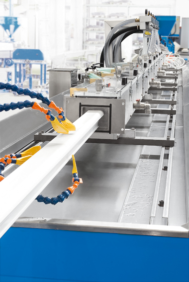 Profile Pipe Amp Sheet Plastic Extrusion Machinery