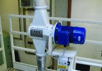Kongskilde rotary valve
