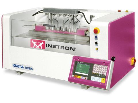 Instron Machine 3