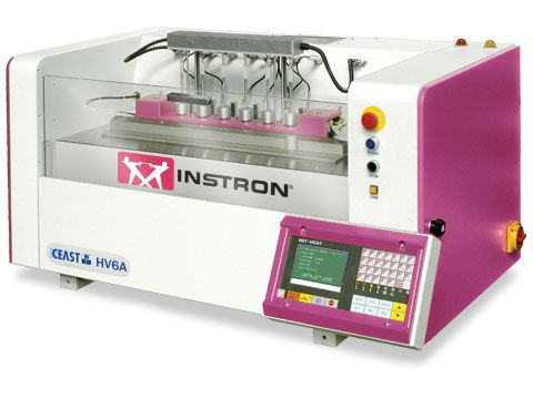Instron Machine 3