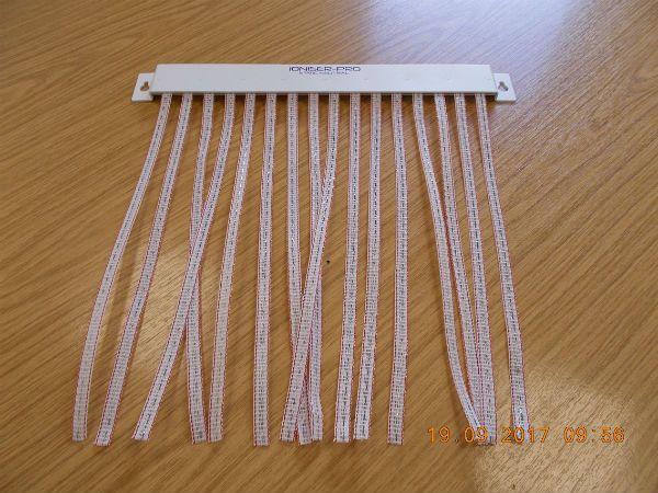 Ioniser-Pro static elimination curtain