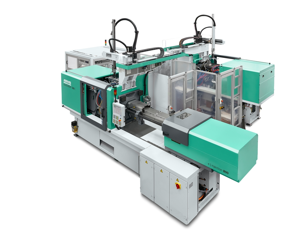 Injection Moulding Machinery | ARBURG Limited | PlastikCity