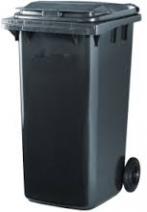 TA Services Plastic Bin