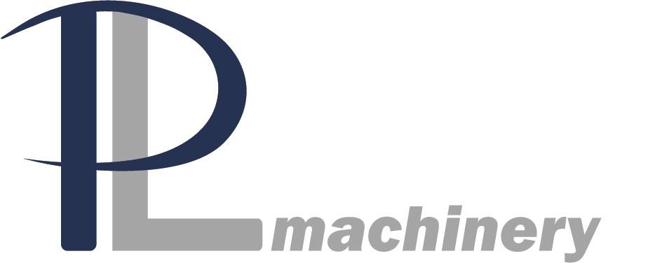 PL Machinery logo