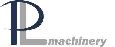PL Machinery logo - plastic part weighing equipment suppliers