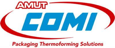 AMUT COMI - represented in UK by Renmar Ltd – thermoforming machinery suppliers