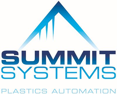 Summit Systems logo - Mould Clamps & Clamping systems