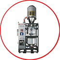 PlastikCity - Vacuum Dryers - Plastic Material Dryers suppliers