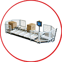Plastic industry conveyors suppliers - Belt Conveyor Systems