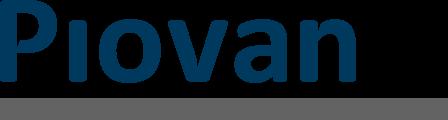 Piovan Logo - flat bed conveyors suppliers