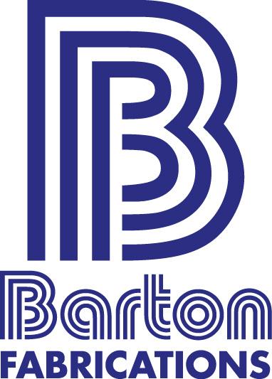 Barton Fabrications logo - Material storage bins & silos