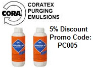 Coratex - Plastic purging agents suppliers