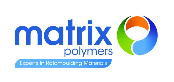 Matrix Polymers logo - rotomoulding material suppliers