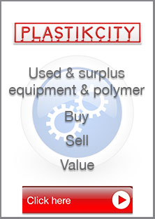 PlastikCity Used Equipment Advertisement
