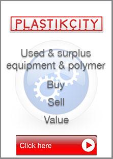 PlastikCity Used Equipment Advertisement