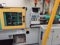 Used Arburg Allrounder 320 600-250 Injection Moulding Machine