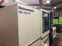 Used BATTENFELD HM  1600 / 750  Injection Moulding Machine