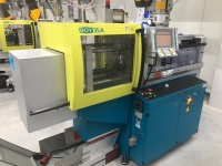 Used BOY 35 A 350-92 Injection Moulding Machine