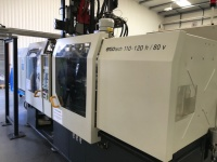 Used DEMAG ERGOTECH SYSTEM 1100-120H Injection Moulding Machine