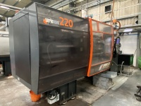 Used SANDRETTO NOVE T 860-2200 Injection Moulding Machine