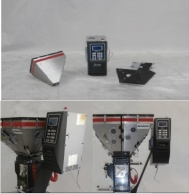 Used Maguire Maguire Micro blender hopper