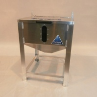 Used Summit Systems Aluminium Storage Bin with Viewer