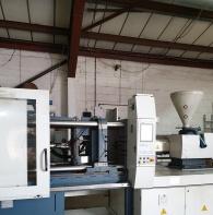Used Sandretto  EN200/800 Injection Moulding Machine