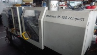Used Demag  Ergotech compact 350-120 Injection Moulding Machine