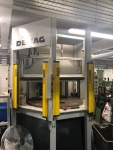 Used DEMAG ERGOTECH SYSTEM VERTICAL Injection Moulding Machine
