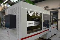 Used Negri Bossi V130 Canbio Injection Moulding Machine