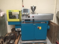 Used Boy 12 A Injection Moulding Machine