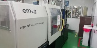 Used DEMAG ERGOTECH CONCEPT Injection Moulding Machine