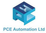 PCE Automation logo - Plastic industry automation systems