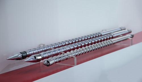 Plasticising screw