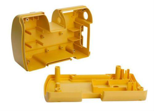 Low Volume Plastic Moulding Yellow Plastic box