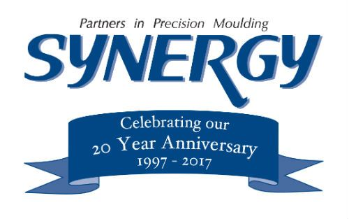 Synergy logo - injection moulding companies Companies